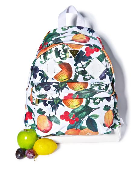 Orange Blossom Backpack