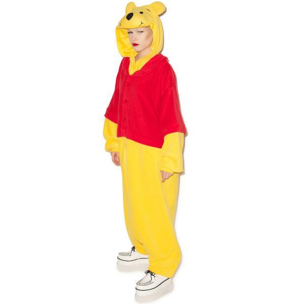 Sazac Pooh Kigurumi