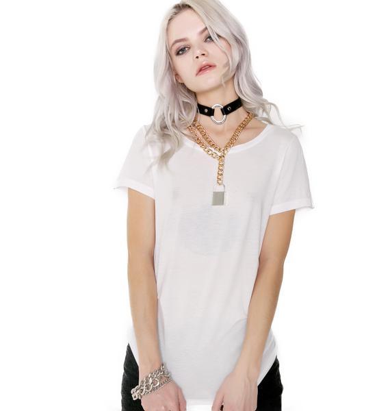 Latch Onto Me Necklace