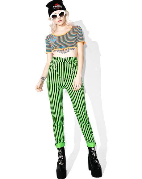 Beetlejuice Pants