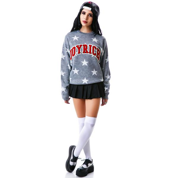 Joyrich All Star Knit Crew