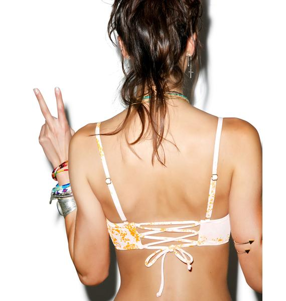 Somedays Lovin How We Move Bikini Top