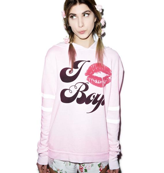Wildfox Couture Smitten Gypsy Hoodie