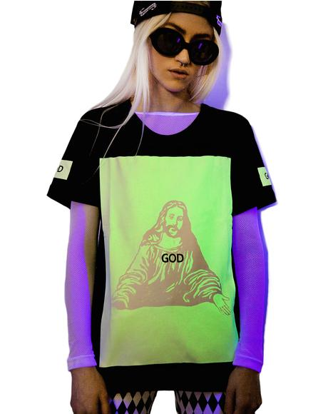 Jesus Glow Tee