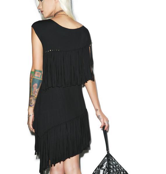 Killstar Mona Fringe Dress