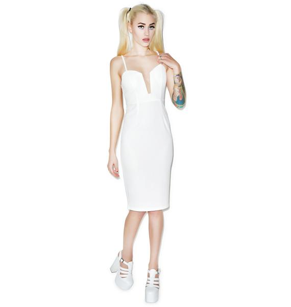 Tiger Mist Miranda Midi Dress