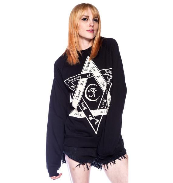 Holy Light Crew Sweater