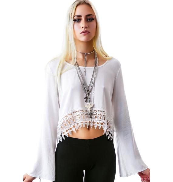 Hippy Crop Top