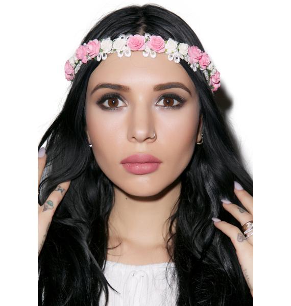 Wildwood Floral Headband