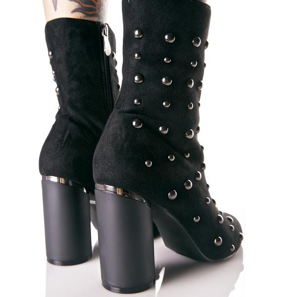 Cerebral Studded Boots