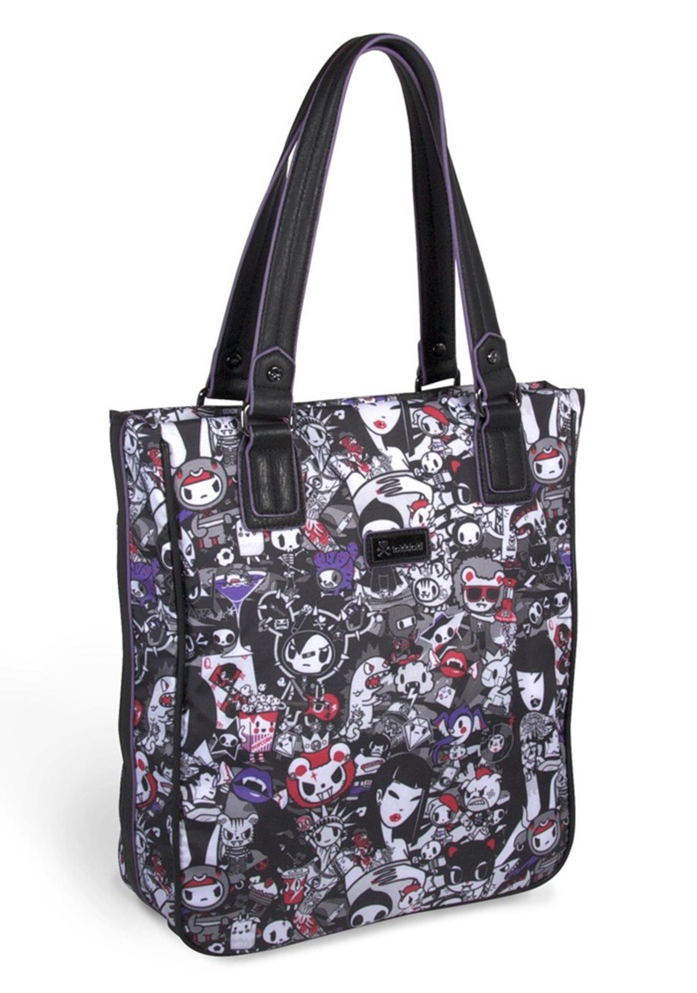 Tokidoki Movie Shopping Bag