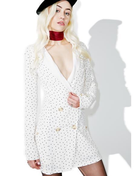 Bianca Blazer Dress