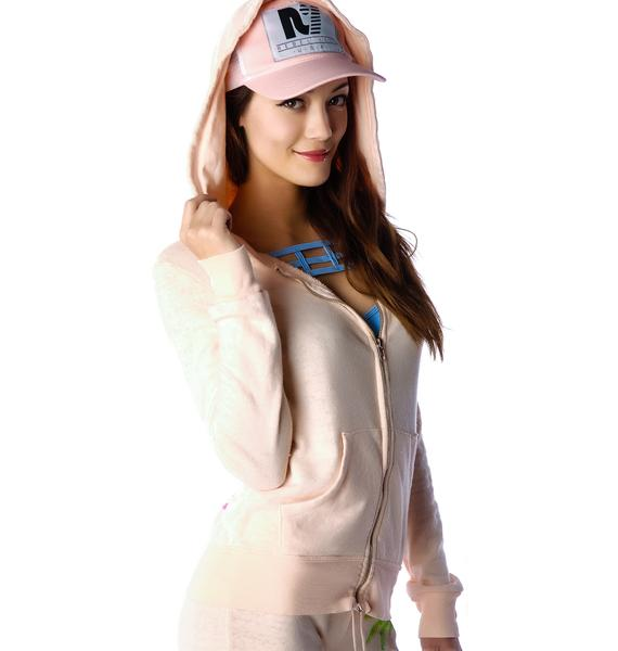 Wildfox Couture Lost in Bermuda Track Jacket