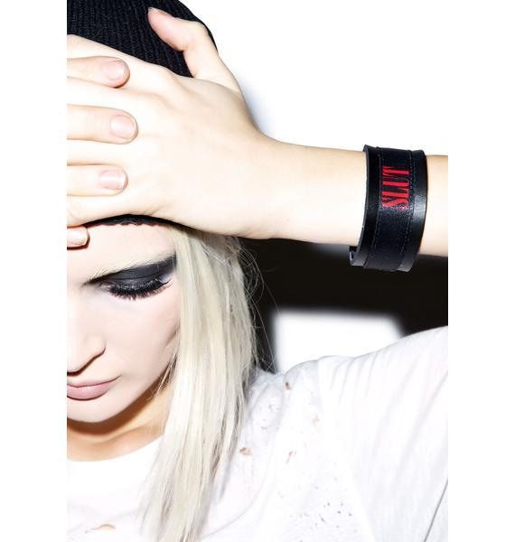 Club Exx Slut Say Wut? Bracelet