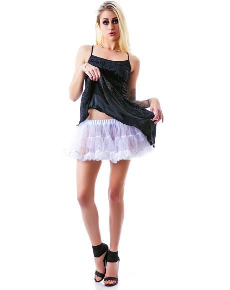Ruffle Pride Petticoat Skirt