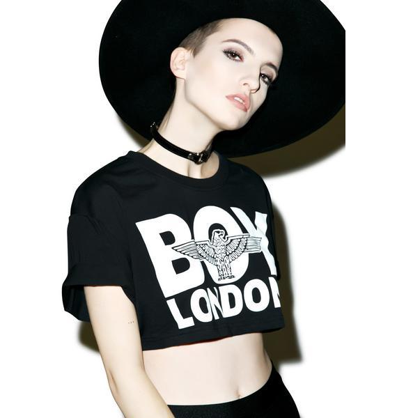 BOY London Boy London Crop Top