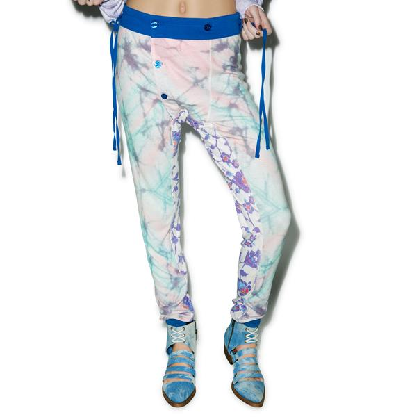 Wildfox Couture Gypsy Patch Campfire Leggings