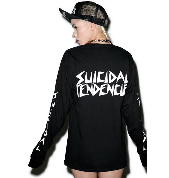 Suicidal Tendencies Suicidal Tendencies Long Sleeve Tee