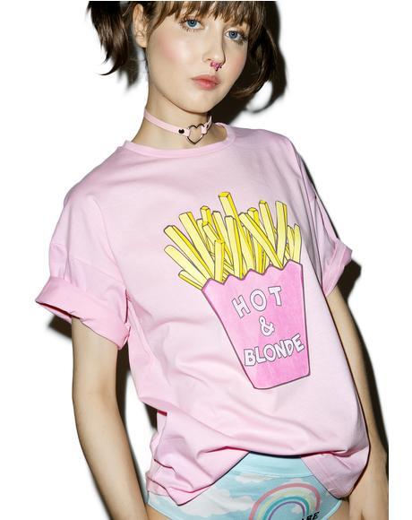 Hot & Blonde T-Shirt