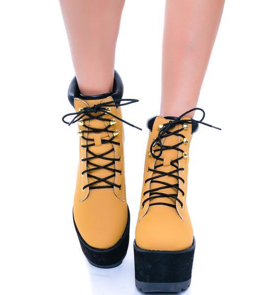 Y.R.U. Werq Boot