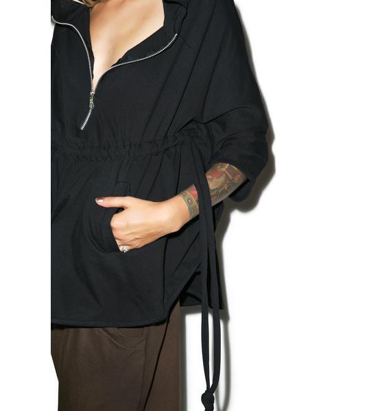 MNML Cover Yer Tracks Hooded Shirt