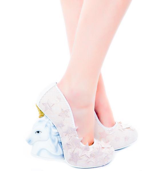 Irregular Choice Eternal Friend Unicorn Heels