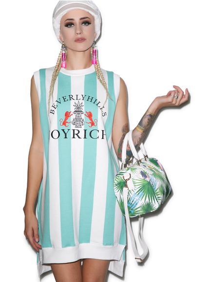 Bold Lane Sleeveless Dress