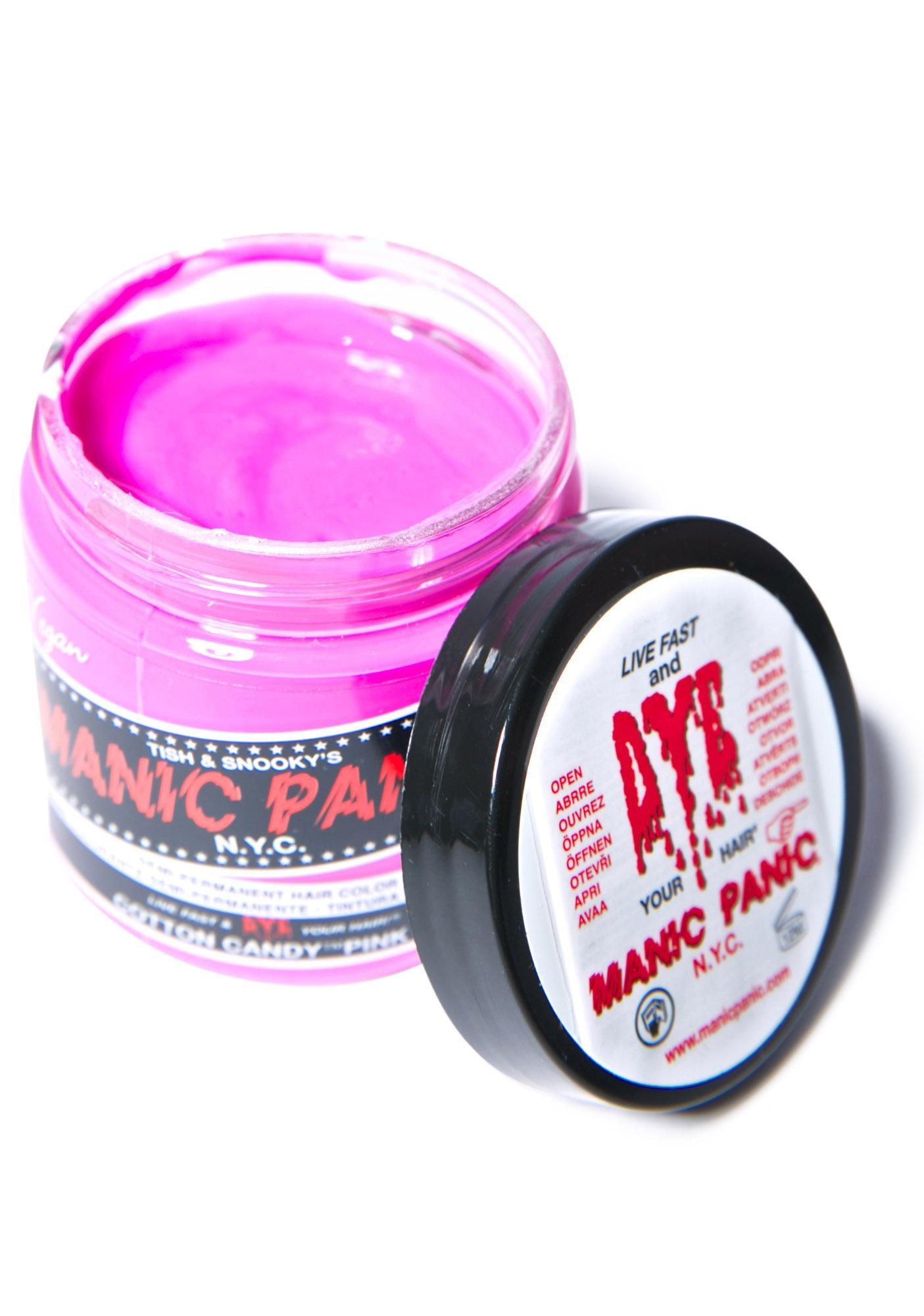 Manic Panic Cotton Candy Pink Classic Hair Dye