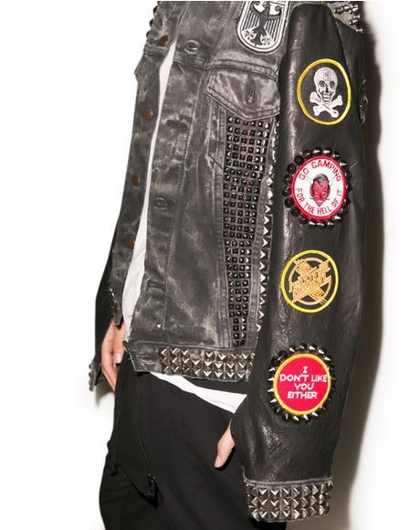 Mercyful Fate Jacket