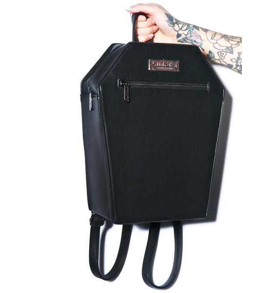 Killstar Coffin Backpack