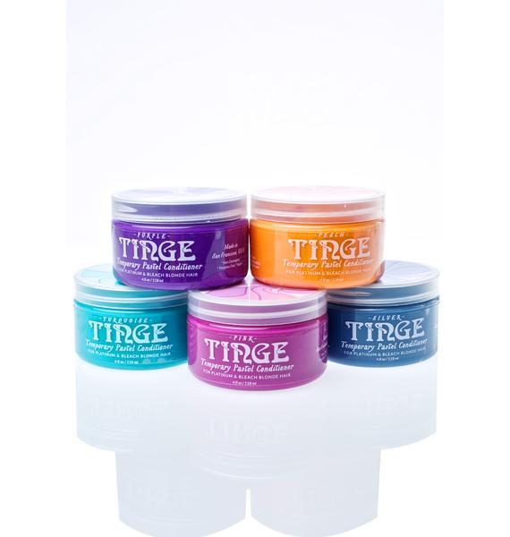 Tinge Pastel Silver Tinge Temporary Color Conditioner