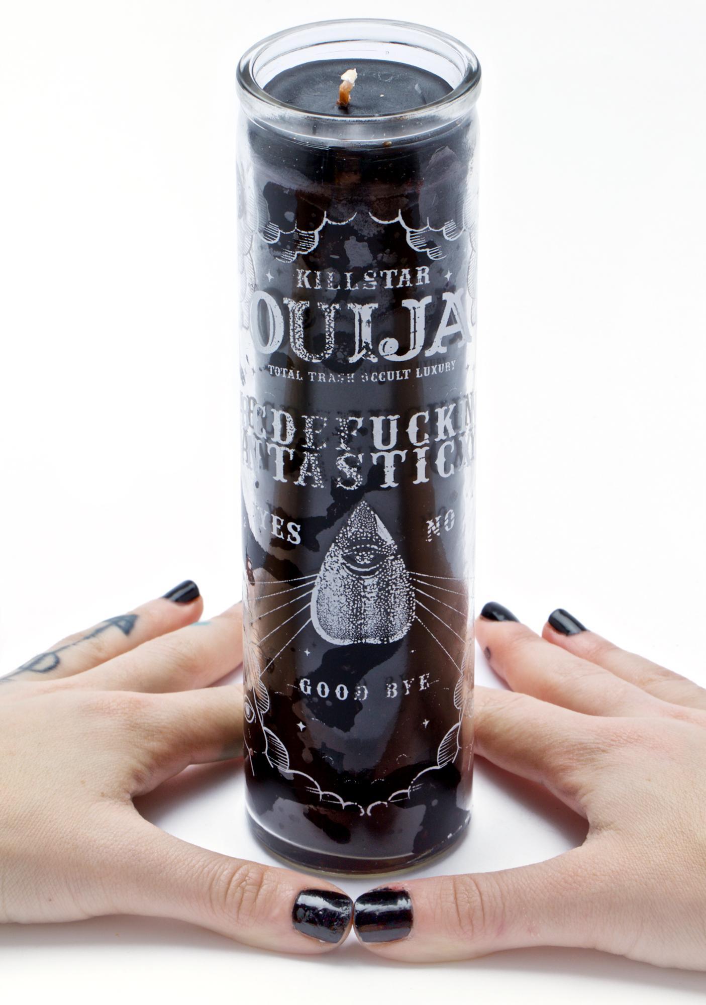 Killstar Ouija Candle