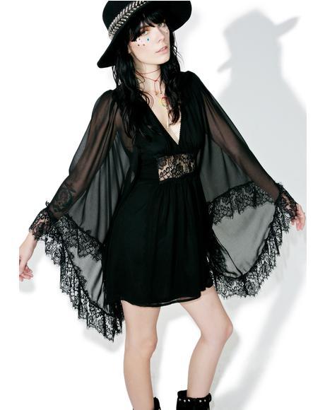 Willow Doll Mini Dress