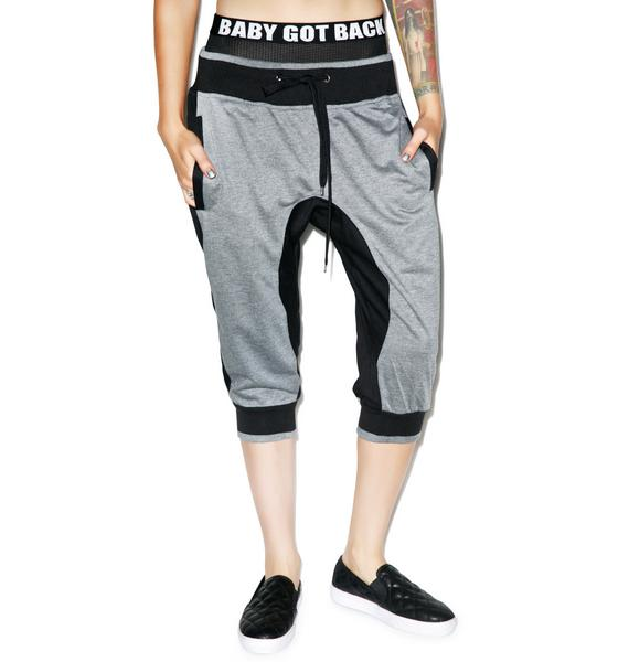 Jacked Up Jogger Shorts