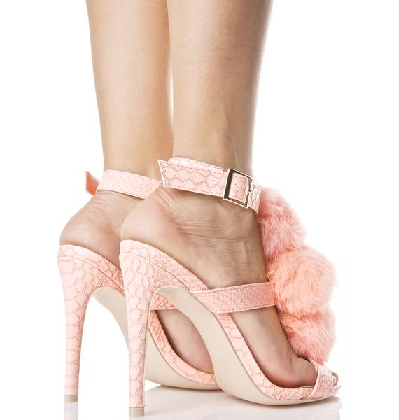Privileged Pouty Puff Heels