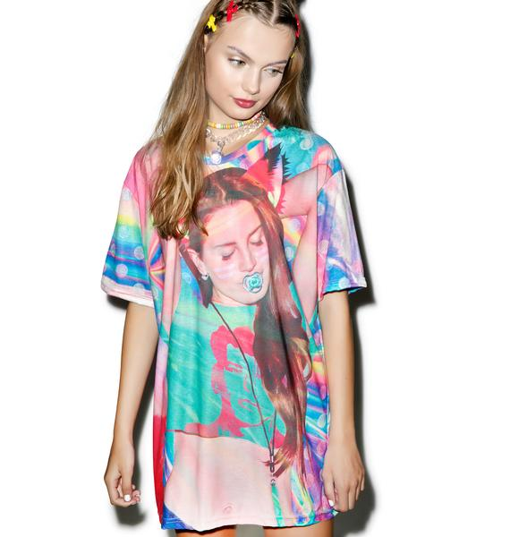 Lawna Del Rave T-Shirt