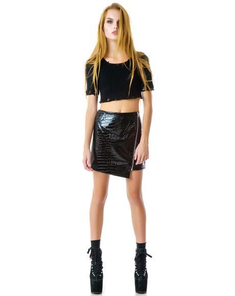 The Playmaker Skirt