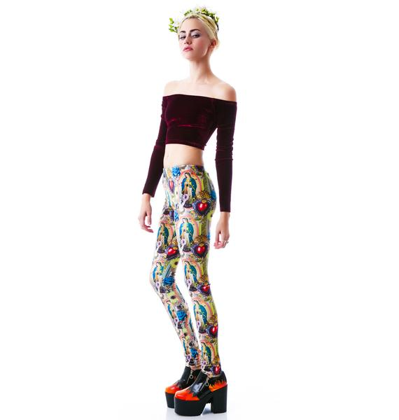 Hi! Expectation Lupe Leggings