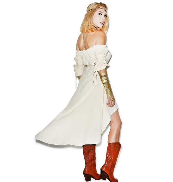 Magnificent Maiden Dress