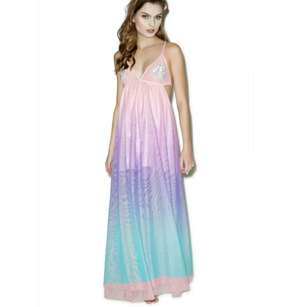 Sugarbaby Seamaid Maxi Dress