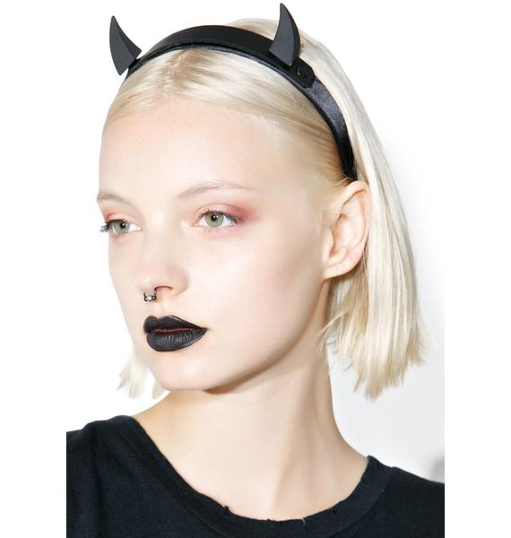 Club Exx Devil Gurl Headband