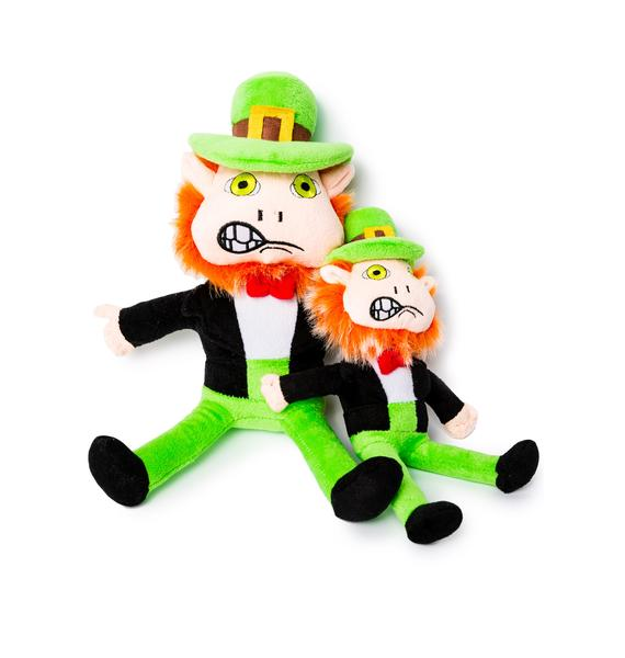Lester Leprechaun Mighty Toy Jr