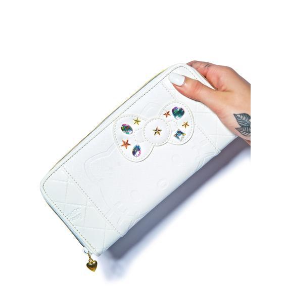 Sanrio Hello Kitty Brilliant Bow Wallet