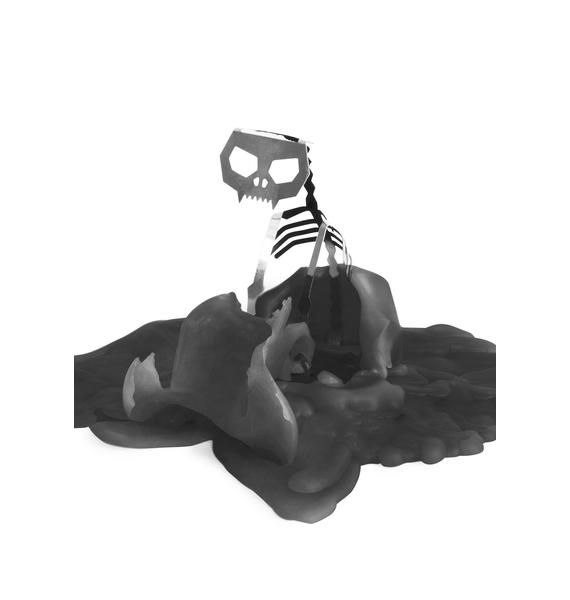 PyroPet Black Cat Kisa Candle