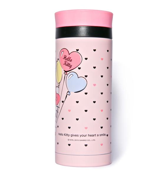 Sanrio Hello Kitty Balloon Reusable Bottle