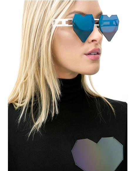 Heart Speqz Sunglasses
