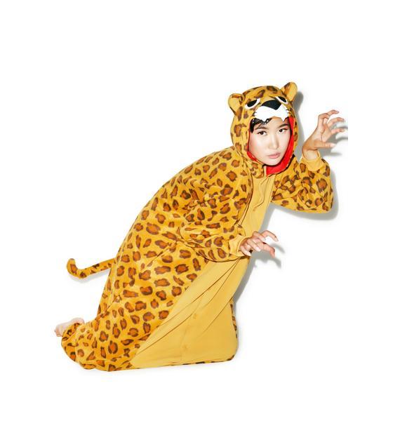 Sazac Leopard Kigurumi