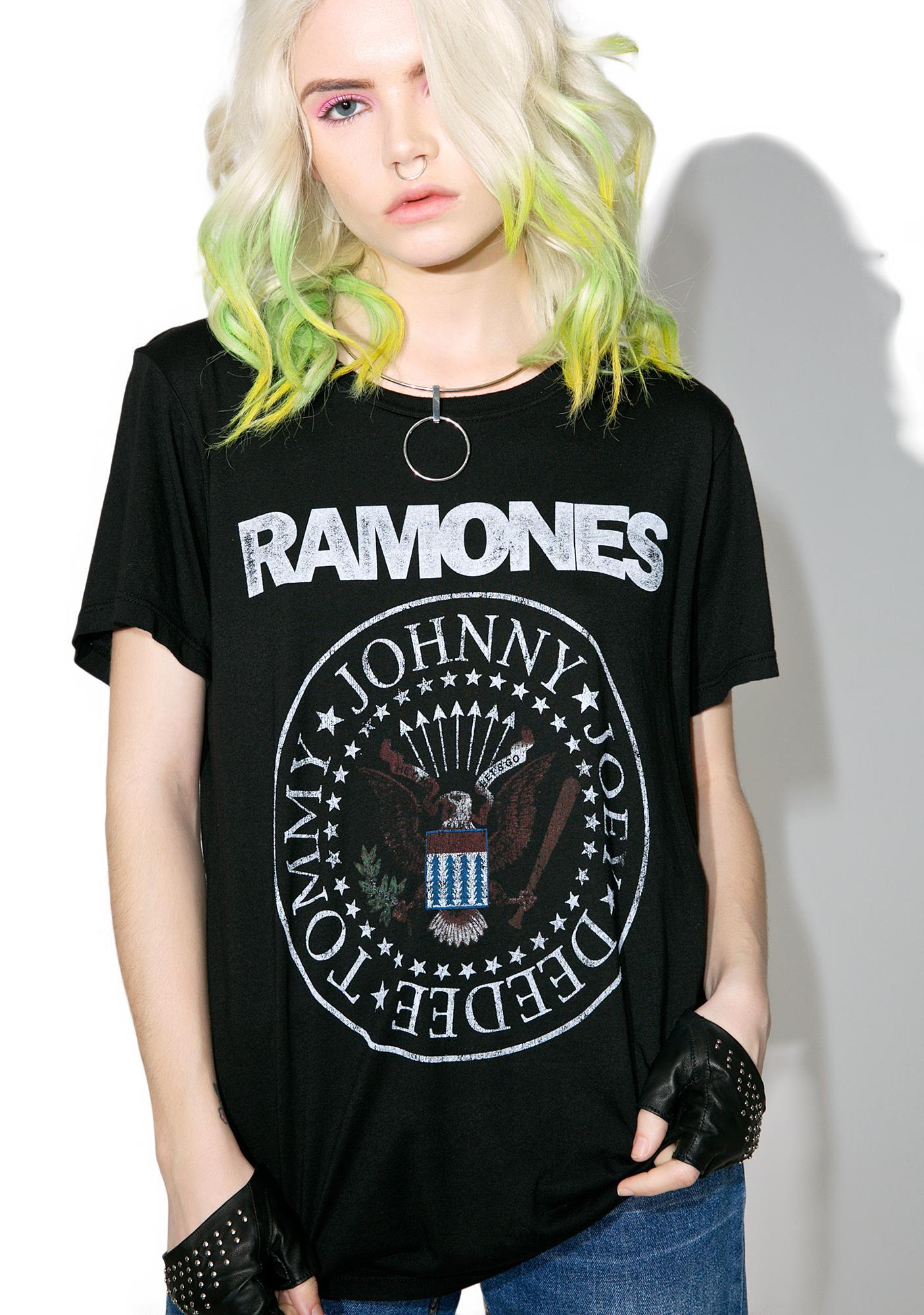 Daydreamer Ramones Seal Tee