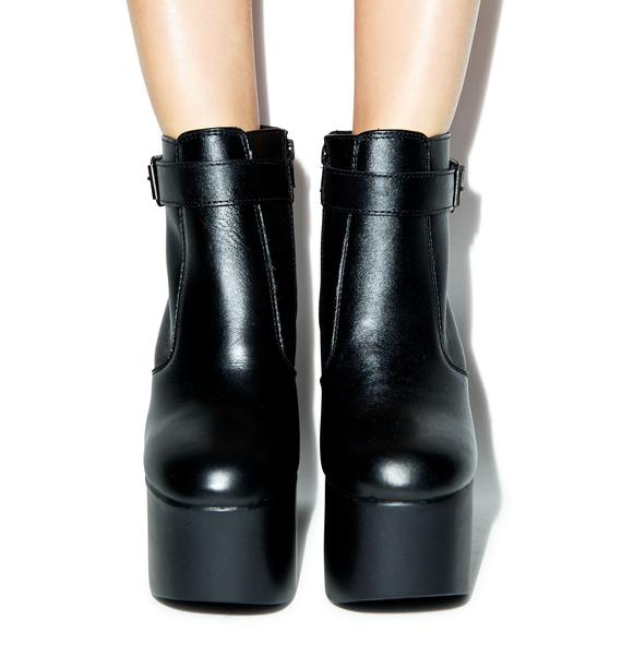 ROC Boots Major Swoon Platform Boots