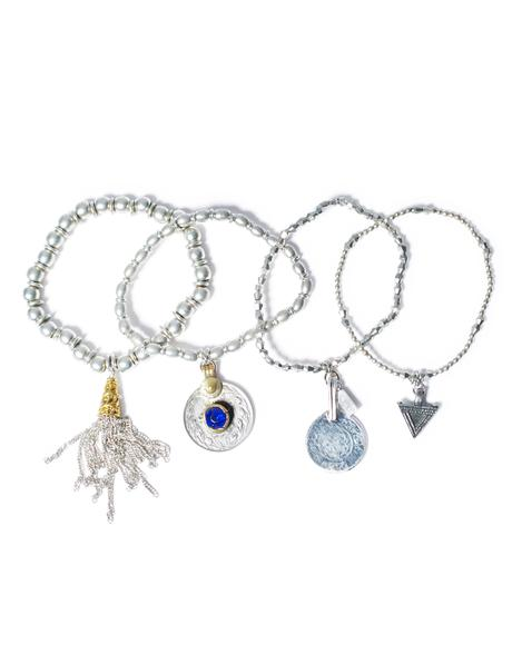 The Patsy Silver Bracelet Set